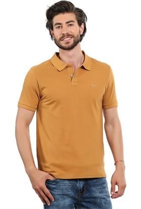 Tudors Pamuklu Düz Pike T-Shirt