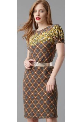 Ey-Tay Kadın Triko Elbise