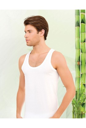 İlke Bambu Kumaş Erkek Atlet