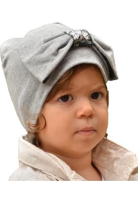 Babygiz Fiyonklu Şapka