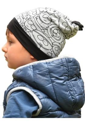 Babygiz Resim Desenli Şapka