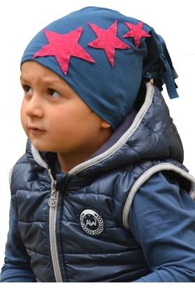Babygiz Üç Yıldızlı Şapka