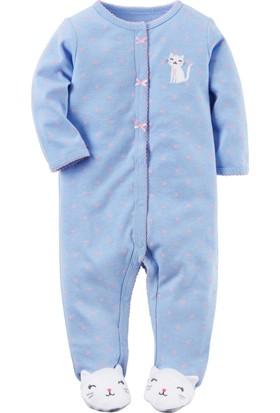 Carter's Kız Bebek Tulum-Snp 115G214