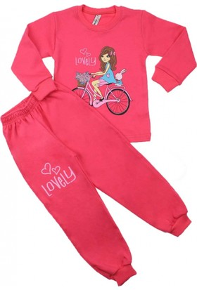 Modakids Kız Çocuk Pijama Takım 019-1657-003