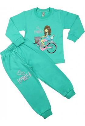 Modakids Kız Çocuk Pijama Takım 019-1657-040