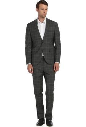 Comienzo Camaro Klasik Ekoseli Takım Elbise 10574