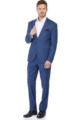 Comienzo 2 Düğme Tek Yırtmaç Takım Elbise 10670