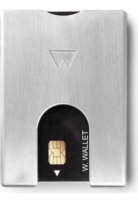 Wallet Metal Cüzdan, Metal Pratik Kartlık
