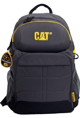 Cat 83316-172-S-Ant Erpıllar Siyah-Antrasit Sırt Çantası