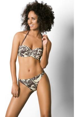 Marc & Andre Kadın L1421-912/Lw Düşük Bel Bikini