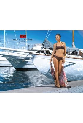 Marc & Andre Kadın L1425-922 Orta Bel Bikini