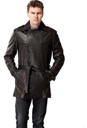 cec00331697e7 Kahverengi Erkek Deri Ceket Modelleri ve Fiyatları & Satın Al - Sayfa 4
