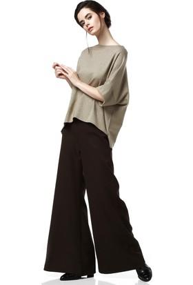 Demoda Kadın Kahve Pantolon Dp1024