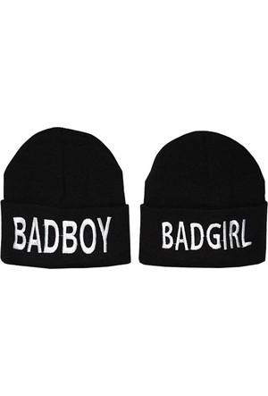 Modaroma Bad Boy& Bad Girl Eşli Bere