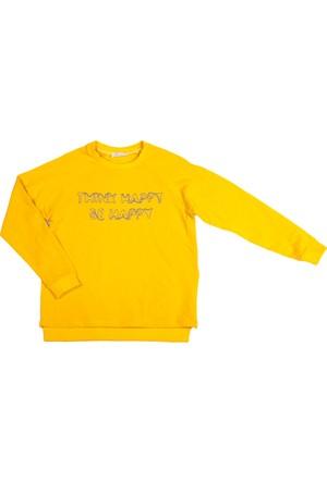 Puledro Kids Kız Çocuk Sweatshirt