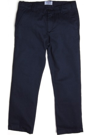 Soobe Back To School Erkek Çocuk Pantolon Lacivert (2-7 Yaş)