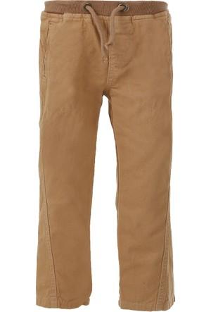 Soobe Pop Boys Erkek Çocuk Pantolon Camel (3-7 Yaş)