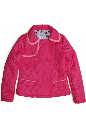 Soobe Pop Glam Kız Çocuk Ceket Fuşya (8-12 Yaş)