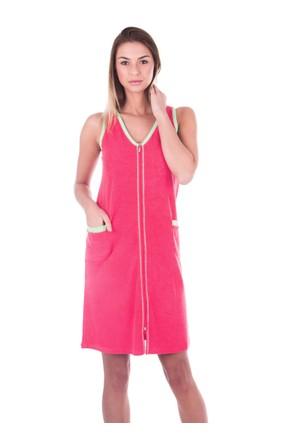 Ayyıldız 59492 Mercan Fermuarlı Havlu Elbise