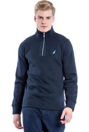 Nautica Lacivert Erkek Sweat Shirt K63190T.4Nv