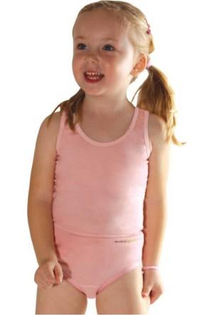 Blackspade 1297 Kız Çocuk 2'Li Atlet 2-13 Yaş