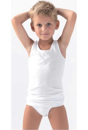 Blackspade 9396 Erkek Çocuk 2'Li Atlet 2-8 Yaş