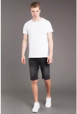 Tiffany&Tomato A5113 Düz Casual T-Shirt Kısa Kol