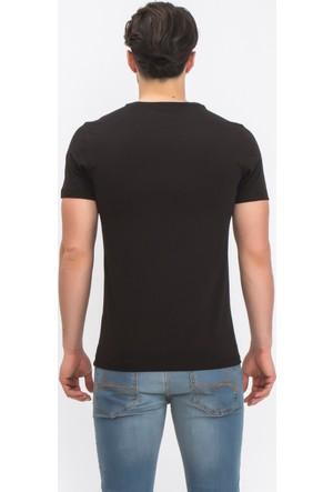 Tiffany&Tomato A5249 Baskılı Casual T-Shirt Kısa Kol