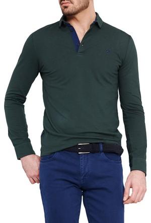 Pierre Cardin Huben Sweatshirt Yeşil 50165929