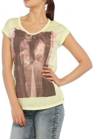 Loft 2006365 Bayan T-Shirt
