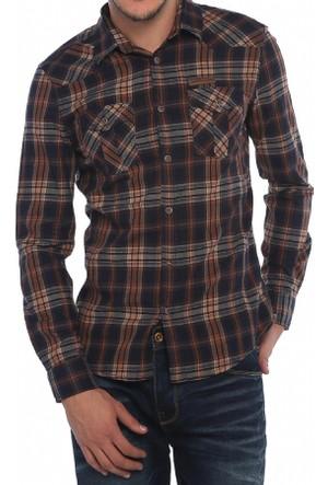 Loft 2009018 Uzun Kol Erkek Gömlek
