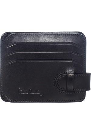 Pierre Cardin PC0510 Erkek Cüzdan Siyah