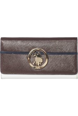 U.S. Polo Assn. USC4822 Kadın Portföy Çanta Kahverengi