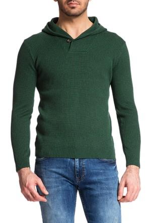 Pierre Cardin Erkek Toledo Kazak Yeşil