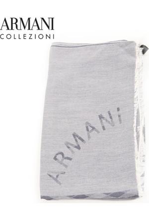 Armani Coll Erkek Şal 6452626A721