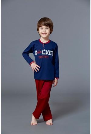 Roly Poly 2912 - İnterlok Erkek Çocuk Pijama
