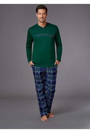 Roly Poly 7923 - İnterlok Erkek Pijama