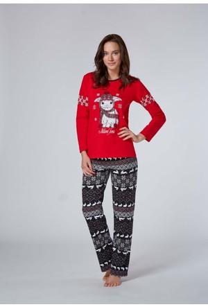 Roly Poly 7961 - İnterlok Kadın Pijama