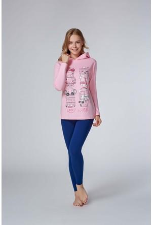 Roly Poly 7962 - Üç İplik Kadın Pijama Takımı