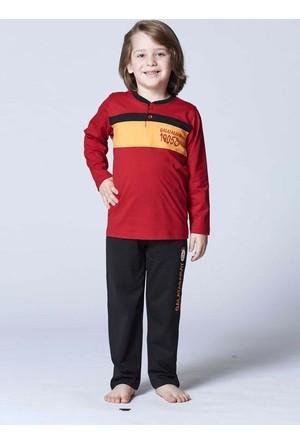 Roly Poly 8169 - Galatasaray Lisanslı Garson Pijama