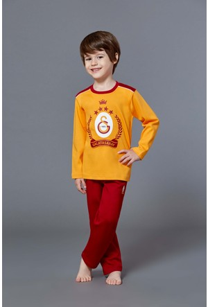 Roly Poly 8472 - Galatasaray Lisanslı Garson Pijama