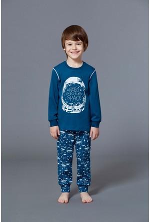 Roly Poly 2907 Erkek Çocuk Pijama Takımı