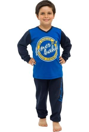 Fenerbahçe Fenerbahçe Lisanslı Çocuk Pijama Takımı 4 Yaş