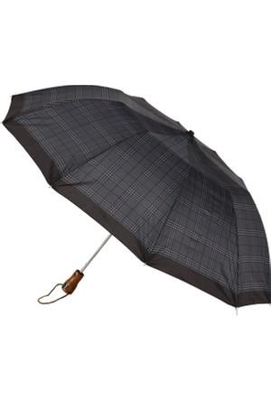 Dearybox So-02E Yarı Otomatik Kısa Tip Erkek Şemsiyesi