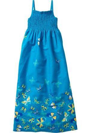 Bpc Bonprix Collection Elbise Mavi