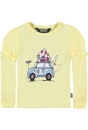 Kanz 152-2181 Uzun Kol T-shirt