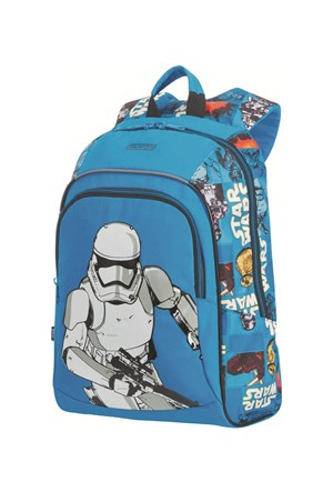 American Tourister New Wonder- M Okul Sırt Çantası Star Wars Mavi 4892