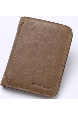 Bison Denim New 2016 High Quality Genuine Leather Wallet