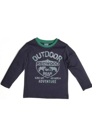 Soobe Erkek Çocuk T-Shirt Antrasit