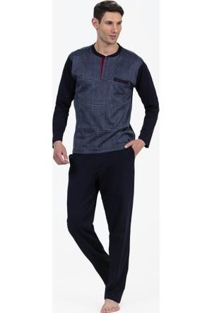 Pierre Cardin 5244 Erkek Pijama Takımı